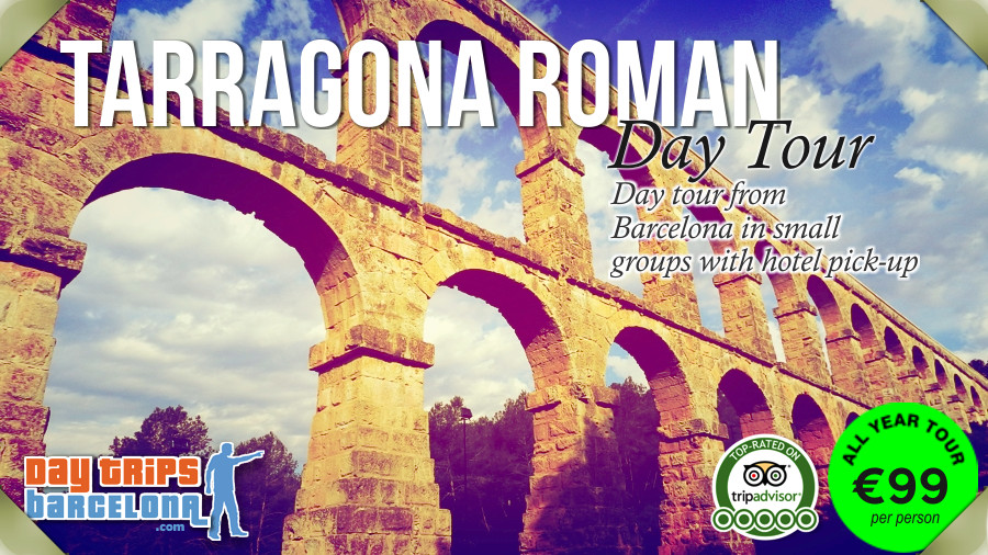 Day Tour to Roman city of Tarragona