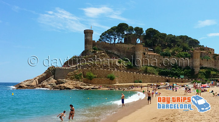 Day Tour to Costa Brava from Barcelona