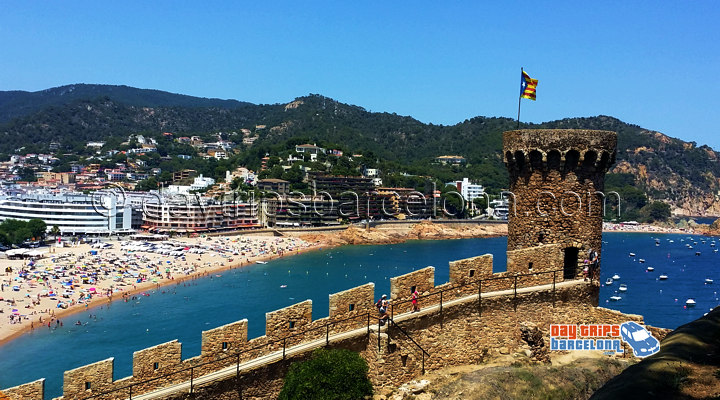 Tours from Barcelona to Costa Brava