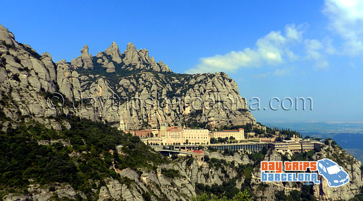 Montserrat Mountain Tours from Barcelona